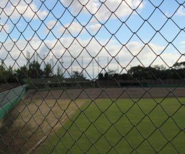 島原市営球場