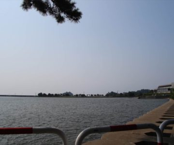 島原海浜公園方面