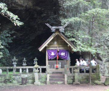 岩戸神社 作願立