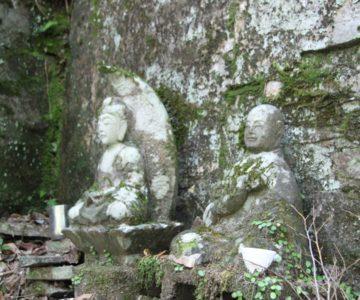 戸ノ隅公園 仏像