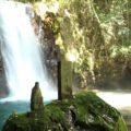 戸丿隅の滝