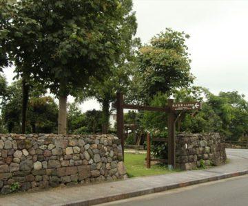 武家屋敷佐久間邸の門