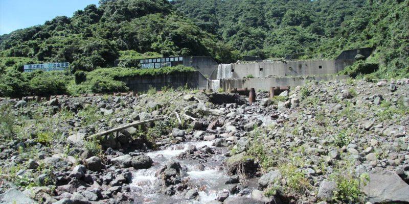 中尾川治山ダム