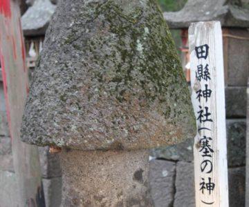 田縣神社(寒の神)