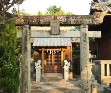 宮地嶽神社 八幡神社