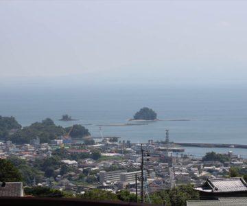 島原外港方面