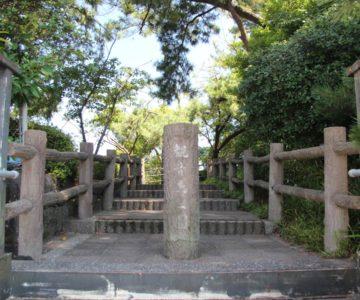 観音寺公園 金刀比羅神社