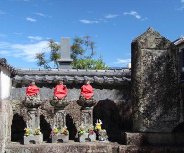 江東寺 石像