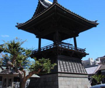 江東寺 釣鐘