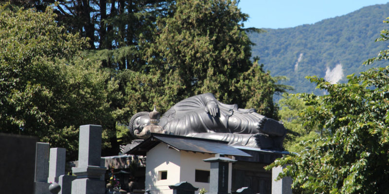 江東寺 涅槃像(ねはん像)