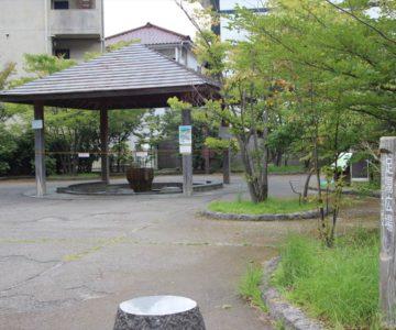 雲仙 足湯広場