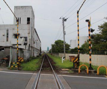 島原鉄道 線路