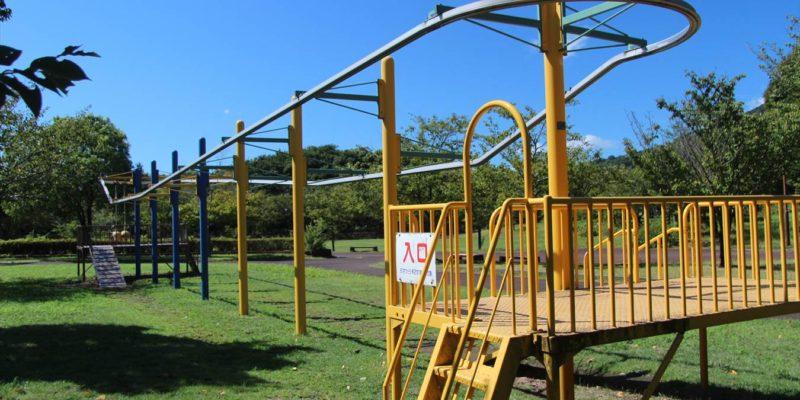ひょうたん池公園 遊戯広場