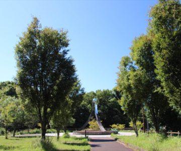 ひょうたん池公園 モニュメント