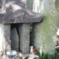 白山神社 石祠