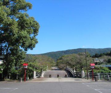 橘神社 軍神橋