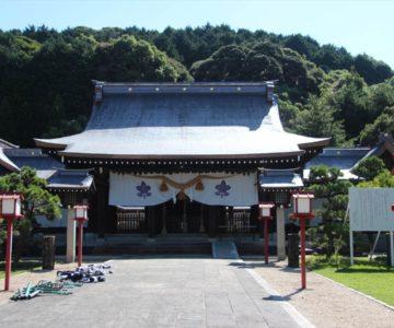 橘神社 絵馬奉納所