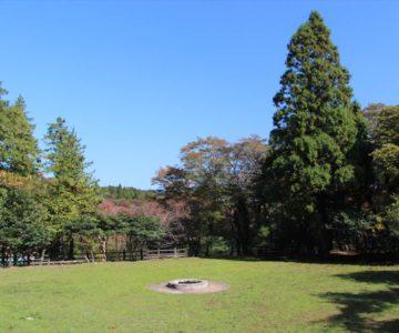 雲仙白雲の池 キャンプファイヤー
