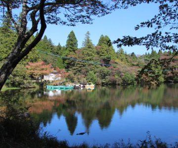 雲仙白雲の池