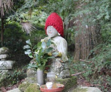 烏兎神社 岩下神社 石造