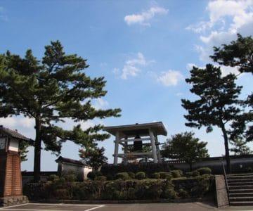島原城の鐘