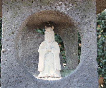 温泉神社 石灯籠