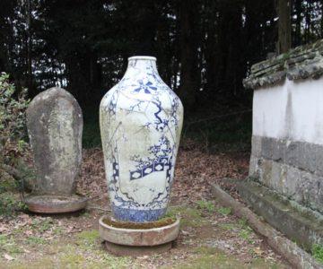 神代神社 壺