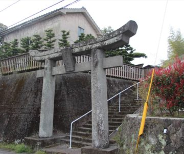 琴平神社 鳥居