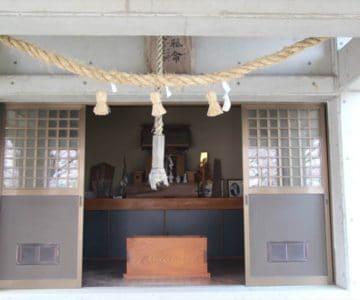 折橋神社 社