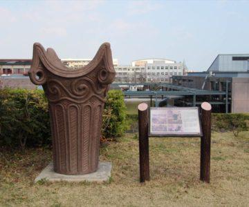 島原城 東京五輪聖火台