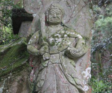 烏兎神社 不動明王