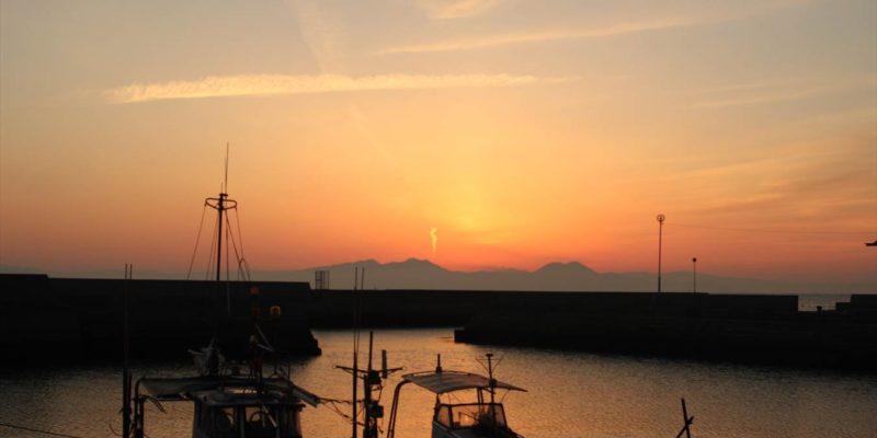 島原市猛島漁港