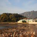 長浜海岸 温水プール