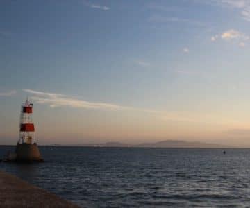 島原海浜公園 灯台
