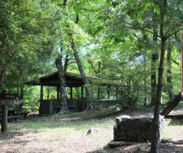 白雲の池 キャンプ場