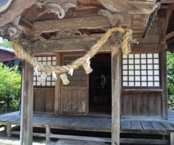 温泉熊野神社