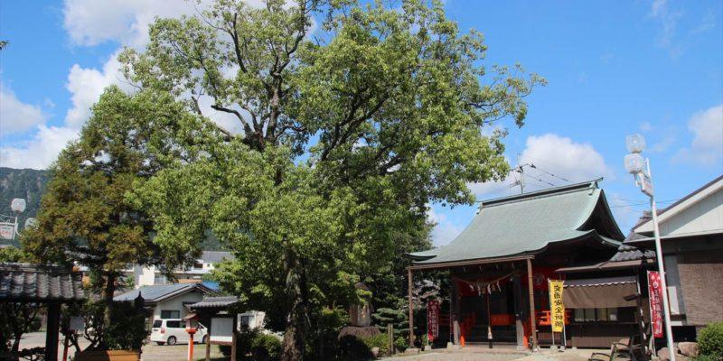 正地稲荷神社 拝殿