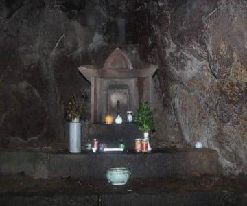 岩戸神社 山の神