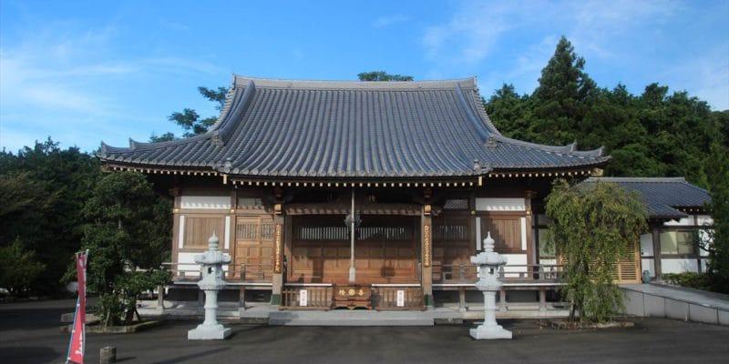 龍照寺 本堂