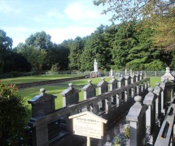 龍照寺 合同墓