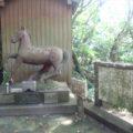 猿場稲荷神社 不動明王