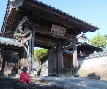 江東寺 山門