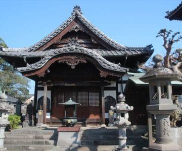 江東寺 観音堂