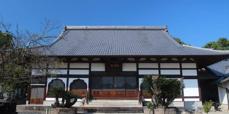 江東寺 本堂