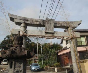 湯江温泉神社