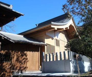 温泉神社 本殿