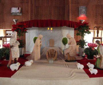 カトリック島原教会 クリスマス