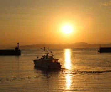 高速船三池島原ライン
