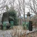 流死者の墓