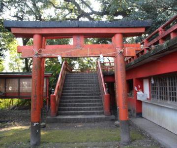 瓢箪畑稲荷神社